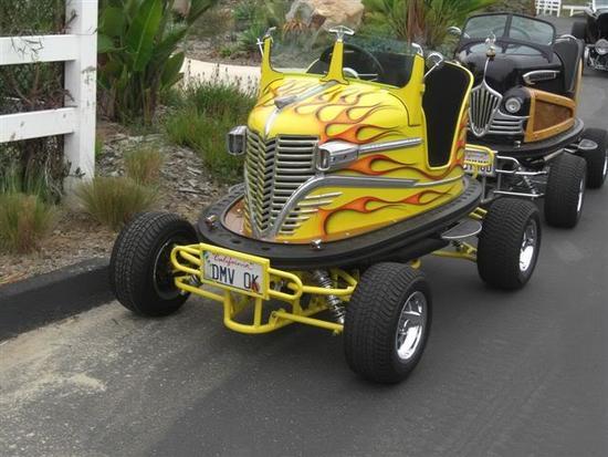 Vwvortex Com Street Legal Bumper Cars