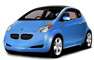 Smart  on Components With Existing Small Cars Toyota Iq New Bmw Isetta