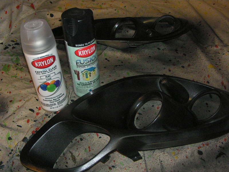 diy painting your headlights smart car forums. Black Bedroom Furniture Sets. Home Design Ideas