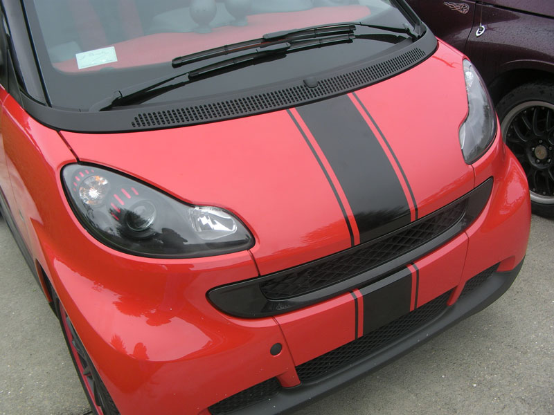 Diy Painting Your Headlights Smart Car Forums
