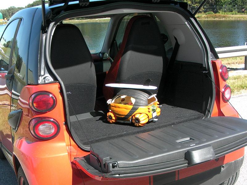 VWVortex.com - Happy Halloween - Pumpkin Cars