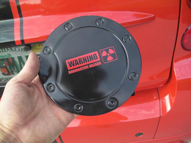 & Custom Fuel Door for sale - Smart Car Forums