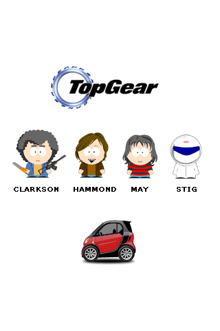 top gear smart iphone palm pre wallpaper smart car forums