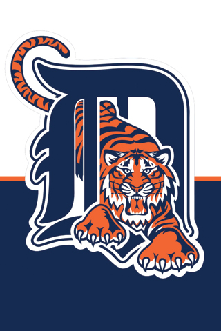 How bout The Detroit Tigers Logo just the old English D with a dark,